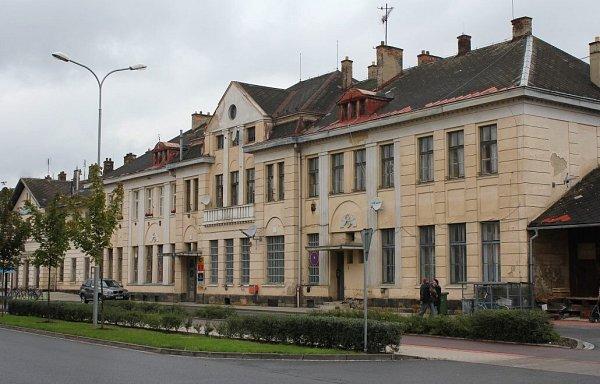 Místní nádraží vProstějově
