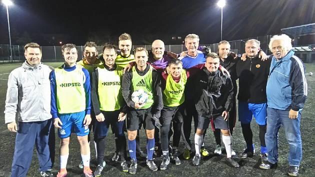 Fotbalisté prostějovské Hané hodnotili v sobotu 9.11. 2019 podzimní sezonu.