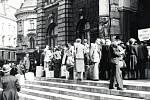 Konec 2. světové války - odsun Němců