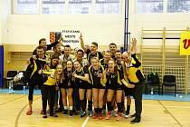 Prostějovští korfbalisté na turnaji o štít Evropy - IKF Europa Shield 2019