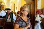 Sobotní dožatá v Pivíně pod taktovkou divadelního souboru Větřák. 17.8. 2019