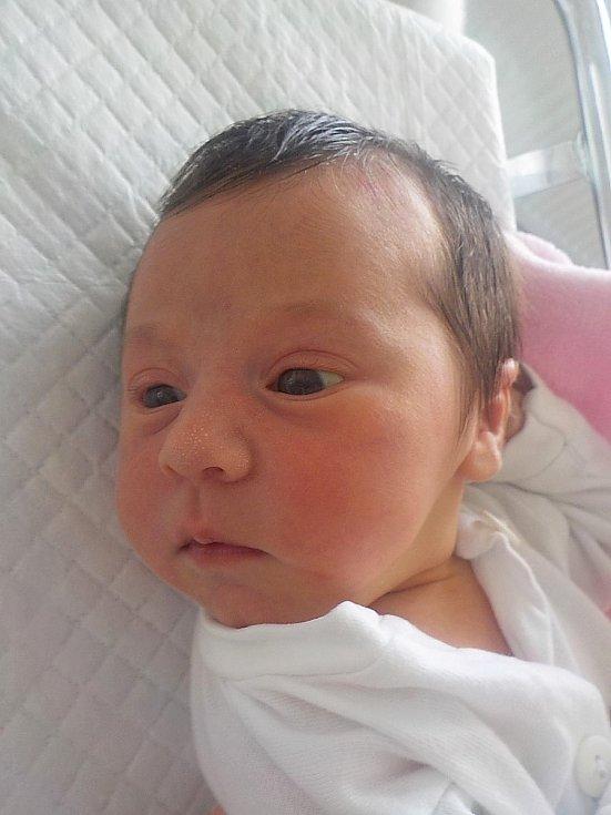 Sofie Ševčíková, Němčice nad Hanou, narozena 27. května 2021 v Prostějově, míra 48 cm, váha 3250 g