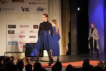 Doteky módy zaplnily Národní dům, bodoval v nich prostějovský talent.