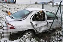 Nehoda u Prostějova