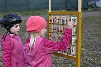 Velikonoční zábavná stezka na cyklostezce mezi Němčicemi a Nezamyslicemi
