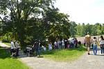 Pohádkový les v Čechách pod Kosířem - 25. května 2019