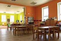 Nová školka ve Slatinkách