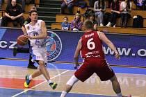 Prostějovští basketbalisté proti Svitavám