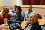 Posezení s cimbálovkou patří v Pavlovicích u Kojetína k tradičním akcím. 8.2. 2020