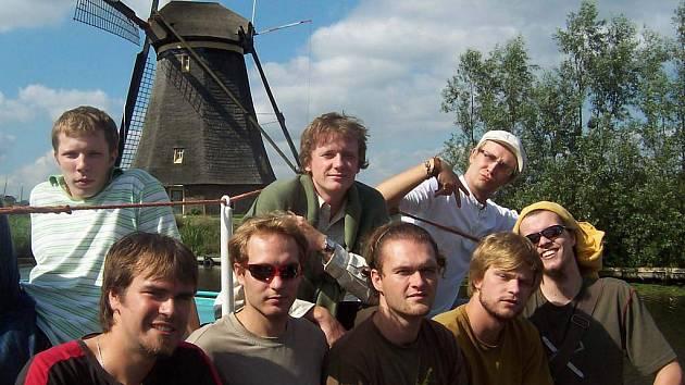 Zion squad v Holandsku