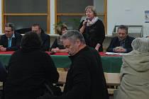 Na základní škole E. Valenty proběhlo poslední setkání představitelů města Prostějov s jeho obyvateli