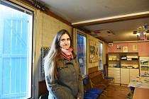 Irena Marková, vedoucí prostějovského skautského střediska Pelikáni