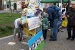 Den země a ekojarmark na náměstí TGM v Prostějově - 27. 4. 2019