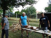 Rockeři nestárnou. Na metalové legendy se sjeli fandové z celé Moravy.