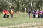 Podzimní okresní kolo soutěže Plamen přivedlo do Suchdola u Prostějova téměř dvě stě osmdesát malých hasičů, kteří zde předvedli své dovednosti z požárního sportu.