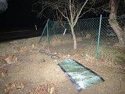 Havárie, k níž v pondělí došlo mezi Jesencem a Konicí, si vyžádala dva zraněné.