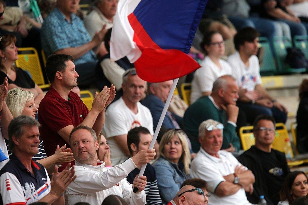 Šafářová se rozloučila s Fed Cupem vítězstvím.