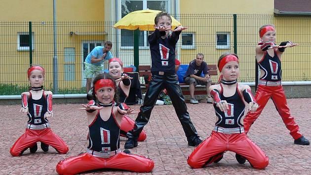 Prostějovské kulturní léto si užívají velcí i malí stejnou měrou