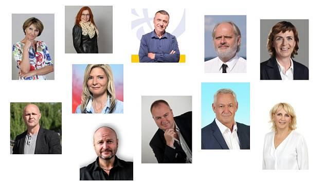 Kandidáti do Senátu za Prostějovsko v roce 2018