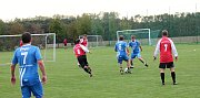 Fotbalisté nad 40 let ukázali, že ze svého kumštu nic neztratili.