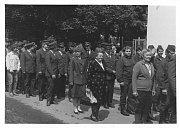 Oslavy 110 let fungování sboru /1989/