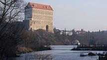 Plumlovský zámek - 22. ledna 2020