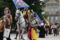 Oslavy 630 let povýšení Prostějova na město. 26. června 2021