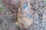Mezi Žďárnou a Protivanovem byla nalezena nevybuchlá munice.
