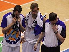 Basketbaloví Orli. Ilustrační foto