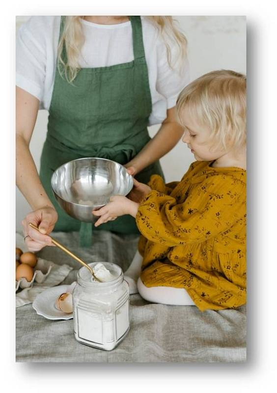 Motivujte svoje děti ke zdravému stravování, budou nadšeni.