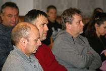 Debata k návrhu nového územního plánu Plumlova - 6. 1. 2020