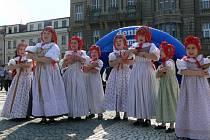 Dětský folklórní soubor Mánes