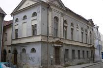 Prostějovská synagoga v Demelově ulici