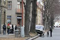 Havlíčkova ulice v Prostějově. Ilustrační foto