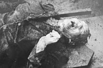 Jedna z obětí vícovské tragédie.