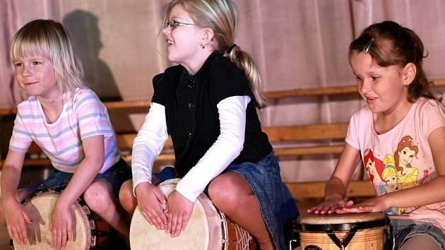 Májový koncert v Olšanech u Prostějova