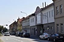 Stanice Hasičského záchranného sboru v Prostějově.