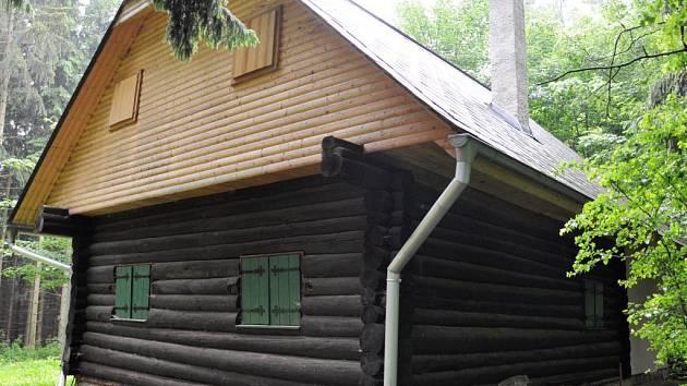 Himmlerova chata u Milkova