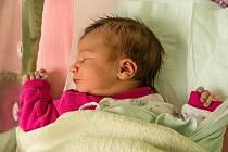 Šárka Blahová, Partutovice, narozena 24. května 2021 v Přerově, míra 52 cm, váha 3800 g