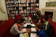 V Mořické knihovně proběhla Noc s Andersenem