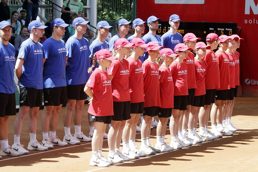 V Prostějově proběhlo finále dvouhry turnaje Czech Open