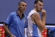 Zbyněk Choleva a Tomáš Mrviš