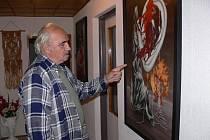 Malíř Antonín Kovařík z Brodku u Prostějova