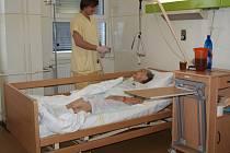 Léčebnu dlouhodobě nemocných (LDN) v Prostějově. Ilustrační foto
