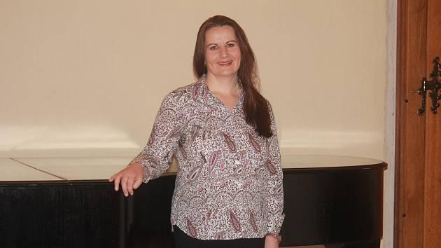 Ludmila Kopečná Nedomanská je předsedkyní Kruhu přátel hudby Konice.
