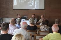 Diskuse k budoucnosti bývalých jezdeckých kasáren v Prostějově