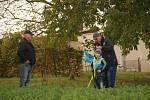 Drakiáda a bramboriáda v Holubicích 2019