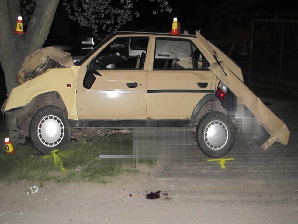 Nehoda v Kobeřicích