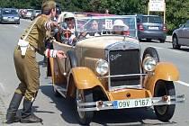 Automobiloví veteráni ve Skalce