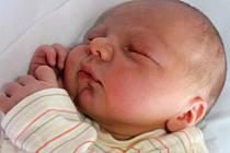 Tadeáš Knaus, Prostějov, narozen 12. června, 51 cm, 3550 g